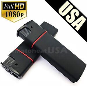 Image Is Loading Full Hd 1080p Mini Dv Lighter Hidden Spy