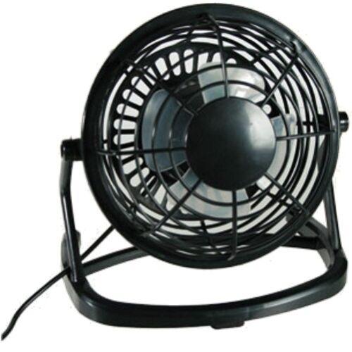 USB-table-Ventilateur avec tête de découpe Table Ventilateur Cooler Fan bureau noir