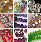 Wholesale New Multicolor Swarovski Crystal Loose Beads 6x8MM 70PCS/4x6MM 100PCS