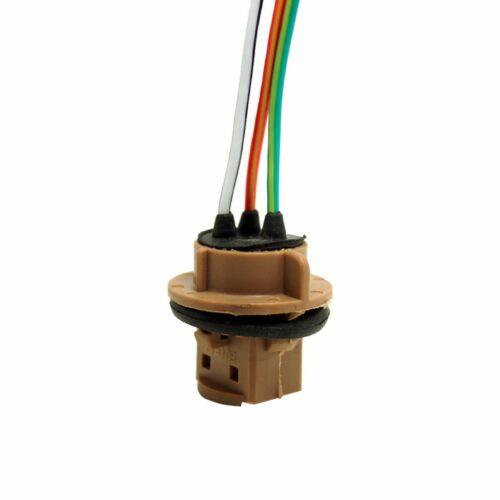 5W Brake Turn Signal Bulb Holder Car Socket Adapter Y5 T20 7440 7443 LED W21
