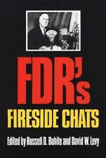 FDR's Fireside Chats (Oklahoma Western Biographies; 4)-ExLibrary