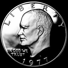 1977 S Eisenhower MInt Proof Dollar ~  U S Coin from Original Proof Set