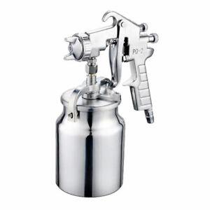 PQ-2-Conventionla-Suction-Fed-Spary-Gun-1L-2mm-Nozzle-Air-Sprayer-Primer-Tool