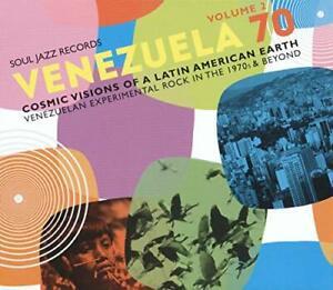 Soul Jazz Records Presents - Venezuela 70 Vol.2 - Cosmic Visions Of A Latin A...