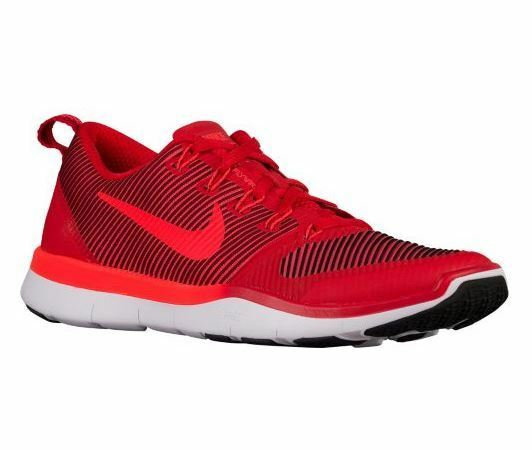 Nike Men's Free Train Versatility US 14 M Red Mesh Running Sneakers shoes  110