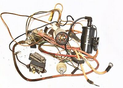 Cub Cadet 1250 Tractor * WIRING HARNESS COIL POINTS ...