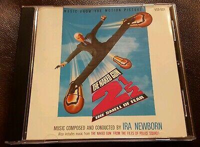 Soundtrack   The Naked Gun 2 1/2   Ira Newborn (1991