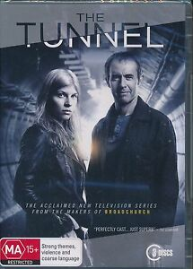The-Tunnel-3-discs-DVD-NEW-Region-4