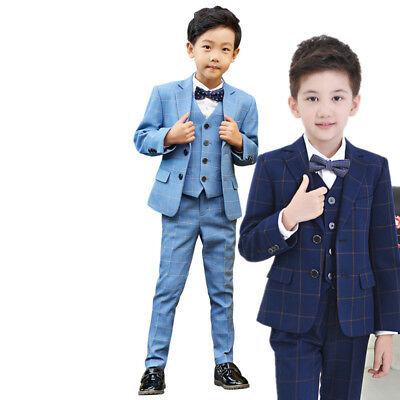 5 Teile Baby☆Taufe Anzug Kinder Kommunionsanzug☆Taufanzug☆Festanzug☆Hochzeit☆NEU