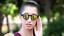 thumbnail 31 - Flip Up Circle Steampunk Glasses Goggles Sunglasses Emo Retro Vintage Cyber Punk