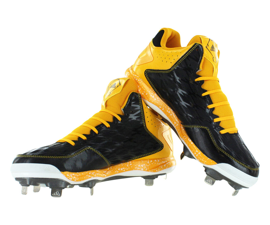 Adidas PowerAlley 2 Men's Baseball Cleats Style D74073 MSRP +