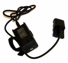 Sony 3-094-728-01 Battery Adapter Cord for NP-F570 NP-F970