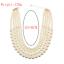 Women-Bohemian-Choker-Chunk-Crystal-Statement-Necklace-Wedding-Jewelry-Set thumbnail 62