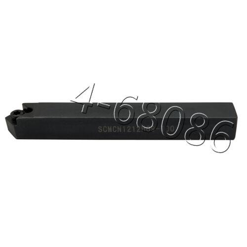 SCMCN1212H09-100 12x100mm Lathe Turning Tool Holder turning holder for CCMT09T