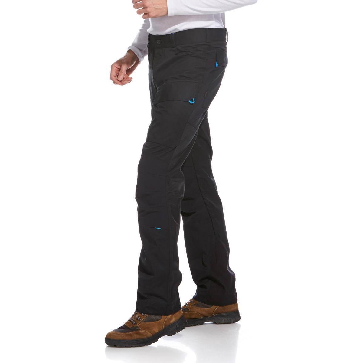 Tatonka M's Gründale M's Tatonka Pants Gr.52 Trekking Outdoor Wander Hose schwarz NEU 30c787