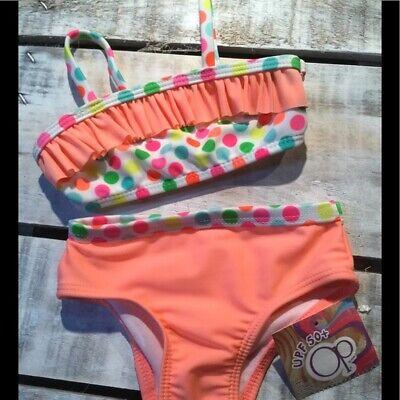 Op Bikini Top Tangi Coral