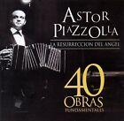Resurreccion del Angel by Astor Piazzolla (CD, Mar-2000, 2 Discs, Universal Distribution)