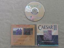 Caesar II Build a City, Build an Empire: Sierra PC Video Game 1996