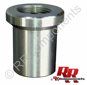 """LH 1//2-20 Thread Tube Adapter fits 1.00/"""" OD Tube w //.083 wall or .828 ID Hole"""