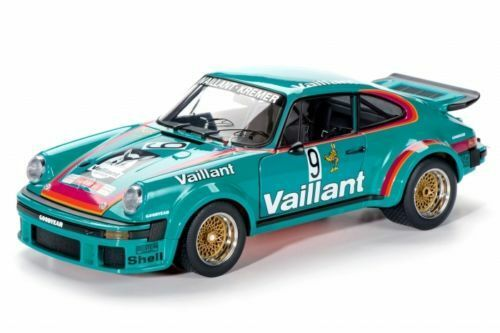 SCHUCO PORSCHE 934 RSR   Vaillant   Limited Edition 1500 Pieces 1 18