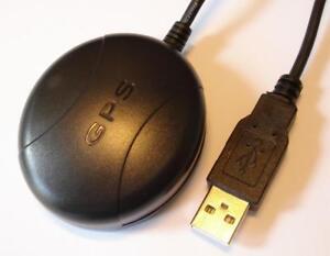NEW USB GPS RECEIVER 167 CHANNELS SKYTRAQ CHIPSET LAPTOP PC NAVIGATION