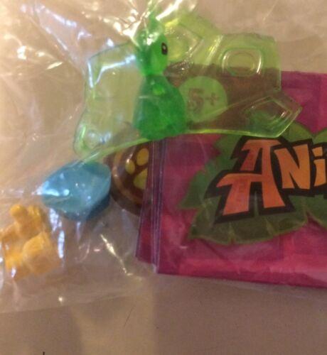 Animal Jam 1-81 GREEN PEACOCK DIAMOND sealed plastic CODE WITH HOUSE