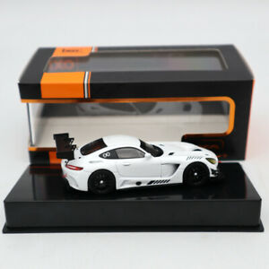 IXO-Mercedes-AMG-GT3-Race-Specs-White-GTM121-1-43-Diecast-Models-Limited-Edition