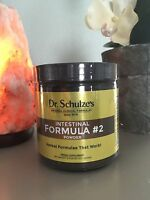 Dr. Schulze Intestinal 2 Powder...cleanse Formula --organic-colon Cleanse