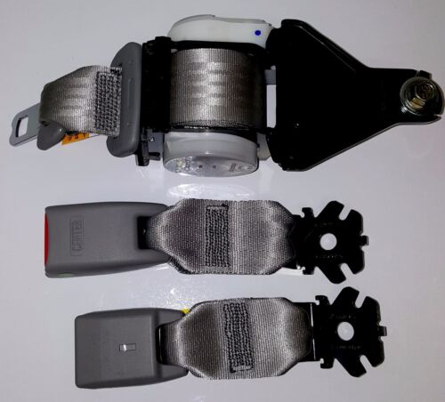 OEM Subaru 64665SC030AP Type 1,2 /&3 Rear Center Seat Belt Assembly Forester Kit