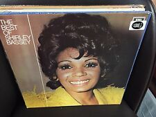 Shirley Bassey The Best of.. vinyl LP EX EMI Netherlands