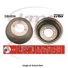 DB4056 TRW Brake Drum Front Axle Rear Axle