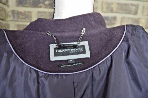 en violet 8 taille prix cachemire long détail Manteau femmes laine de et 400 Hilary pour Radley 5azPxwq