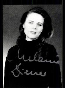 National 100% QualitäT Melanie Diener Autogrammkarte Original Signiert ## Bc 122227 Kann Wiederholt Umgeformt Werden.