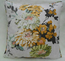 Designers Guild Fabric  Cushion Cover~ 'Ophelia'  Mimosa Col~100% cotton