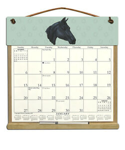 HORSE CALENDAR FILLED WITH 2021 AND INCLUDES AN ORDER FORM FOR