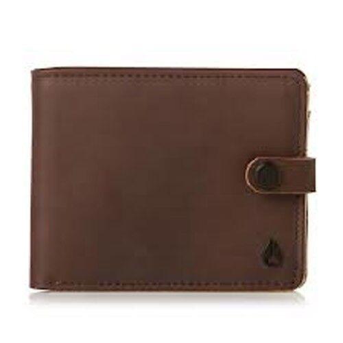 Nixon Editor Bi Fold Wallet (Brown) C1893400-00