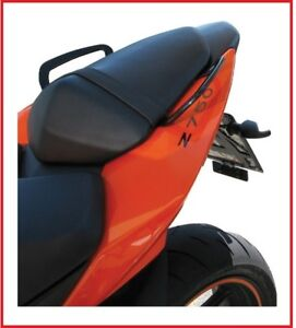 SET POIGNÉES MOTORRAD PASSAGER VALTER MOTO KAWASAKI Z 750//R 07-13//07 13