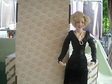 "Franklin Mint Marilyn Monroe Porcelain Heirloom Doll ""Some Like It Hot"""