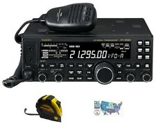Yaesu FT-450D Base Station Radio 100W HF/6M   with FREE Radiowavz Antenna Tape!