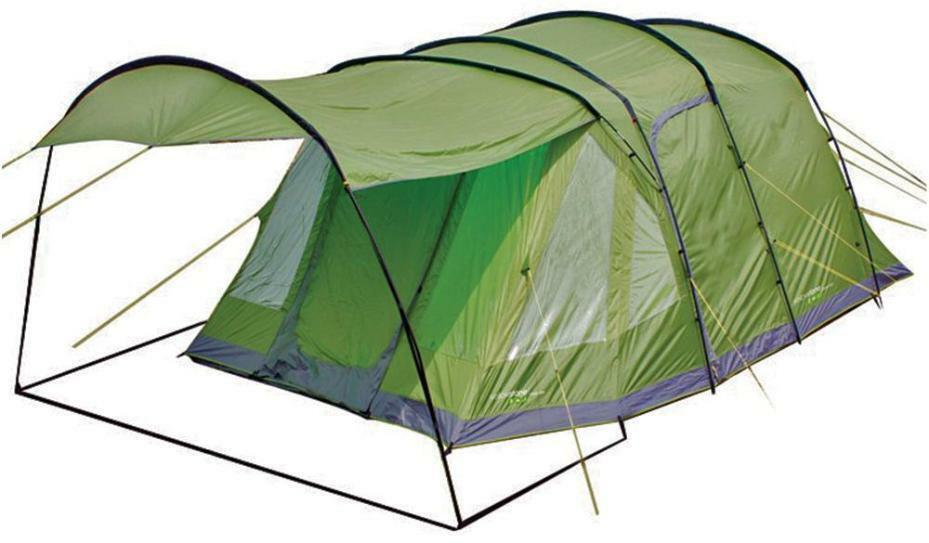 Orbit 400 4 Person Tent - YELLOWSTONE