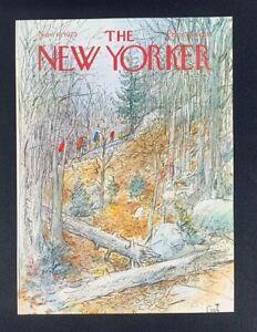 COVER-ONLY-The-New-Yorker-Magazine-November-10-1975-Arthur-Getz