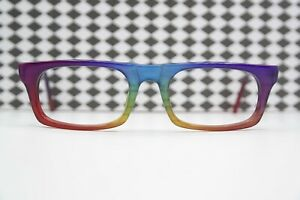 Brille-Brillengestell-Sunlight-unique-126-011-bunt-original-80er-Jahre-NOS