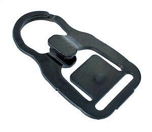 "25mm / 1"" ITW MASH Hook - ( METAL ALL-PURPOSE SNAP HOOK ) buckle - Military"
