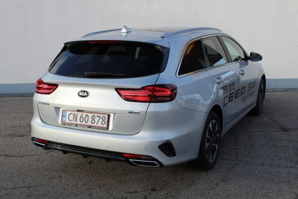 Kia Ceed 1,6 GDi PHEV Upgrade+ SW DCT - billede 2