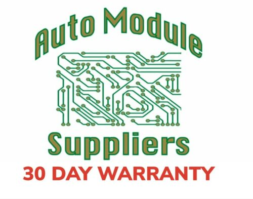 USED OEM PCM 98-99 HONDA ACCORD 37820-PAA-L61 ENGINE COMPUTER