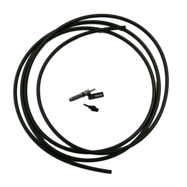 Rock Shox Hydraulic Hose Kit Reverb 2000 mm Includes New Hose//Barb//Strain