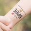 Custom-Bachelorette-Party-Tattoos-Hen-039-s-Night-Temporary-Tattoos-Team-Bride thumbnail 19