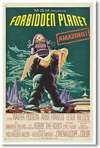 Forbidden-Planet-NEW-Vintage-Reprint-POSTER