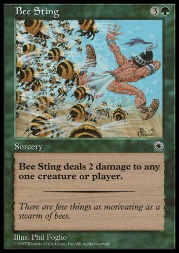 BEE STING Magic POR Mint PUNTURA D/'APE