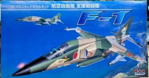 JASDF Mitsubishi F-1 1//72 Fighter PLATZ